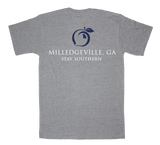 Milledgeville, GA Short Sleeve Hometown Tee