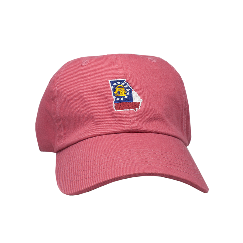 Georgia Classic Adjustable Hat