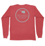 Oklahoma Long Sleeve Pocket Tee