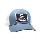 Alabama Patch Mesh Back Trucker Hat