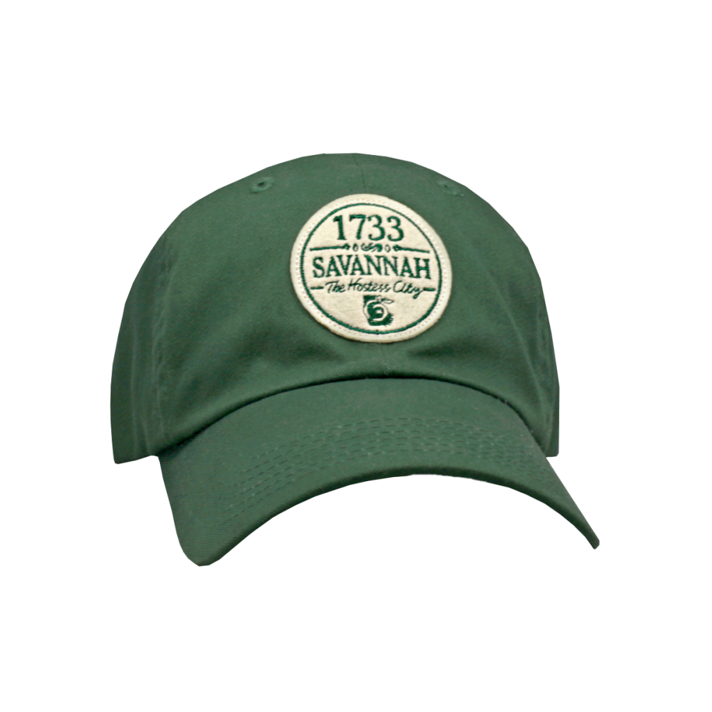 Savannah Georgian Classic Adjustable Hat