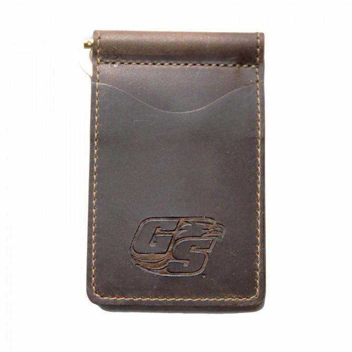 Georgia Southern Leather Wallet