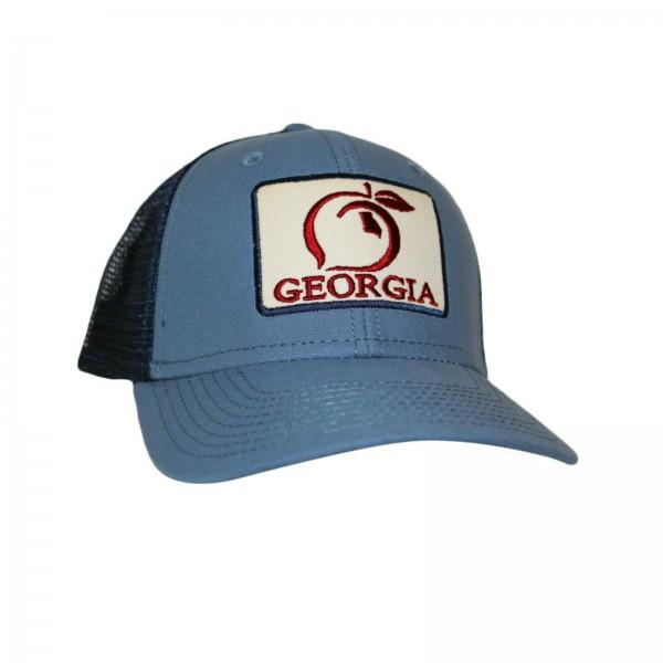 SALE - Georgia Patch Trucker Hat