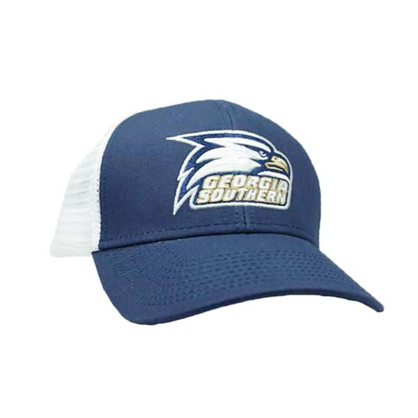 Georgia Southern Screaming Eagle Trucker Hat
