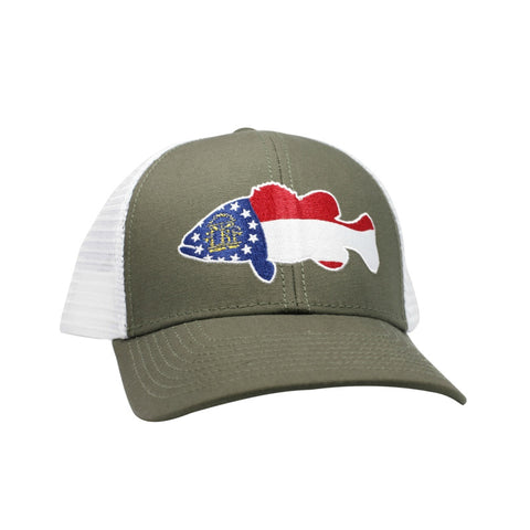 American Co. USA Classic Adjustable Performance Hat