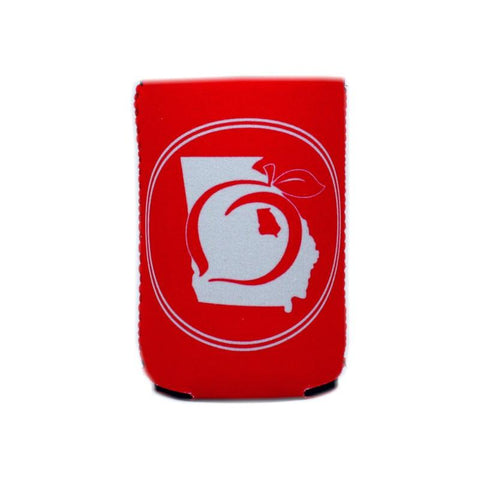 State of Georgia Foam Koozie