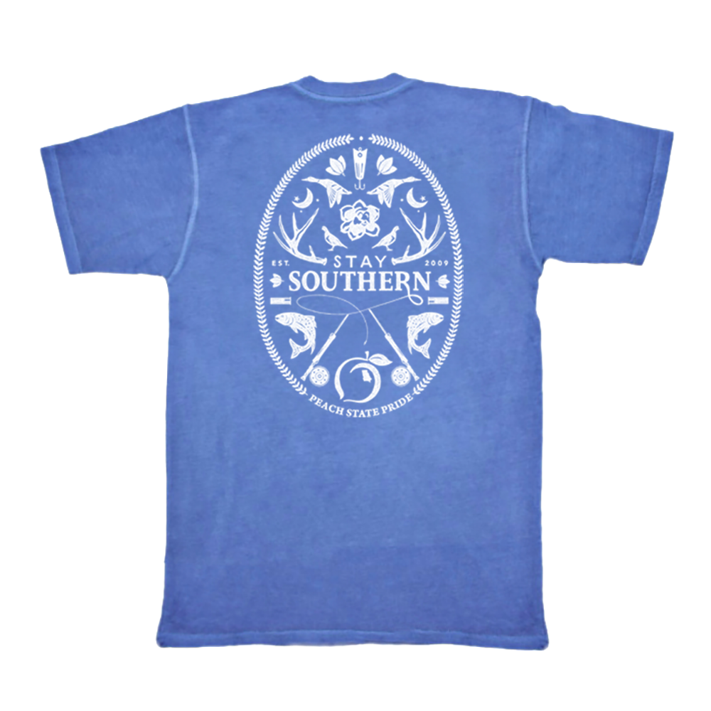 Southern Montage Short Sleeve Tee