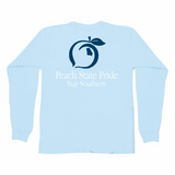 YOUTH Classic Stay Southern Long Sleeve Tee