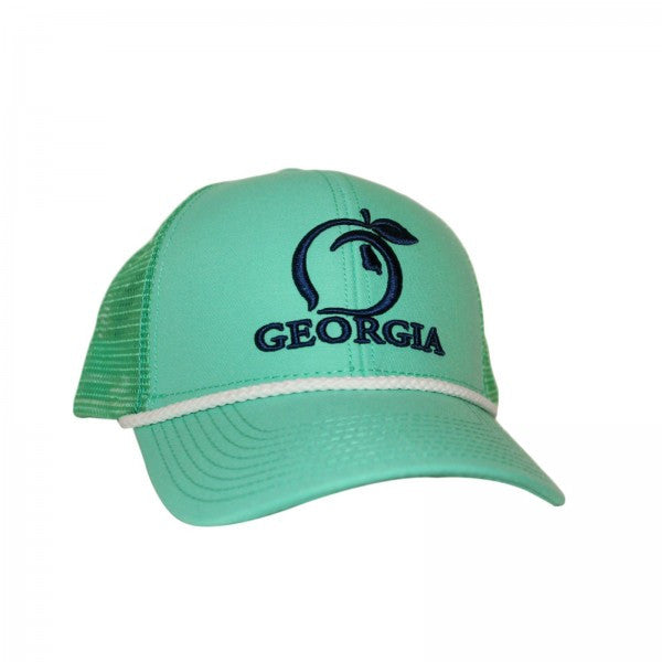 SALE - Georgia Mesh Back Trucker Hat