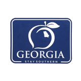 Georgia Patch Decal