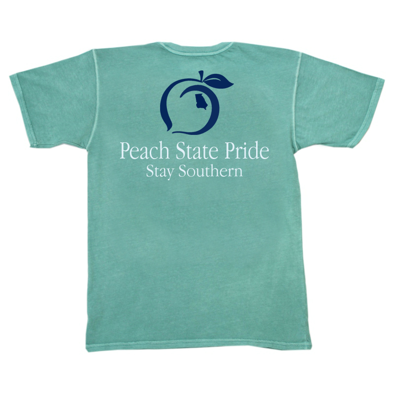 SALE - Classic Stay Southern Short Sleeve Pocket Tee