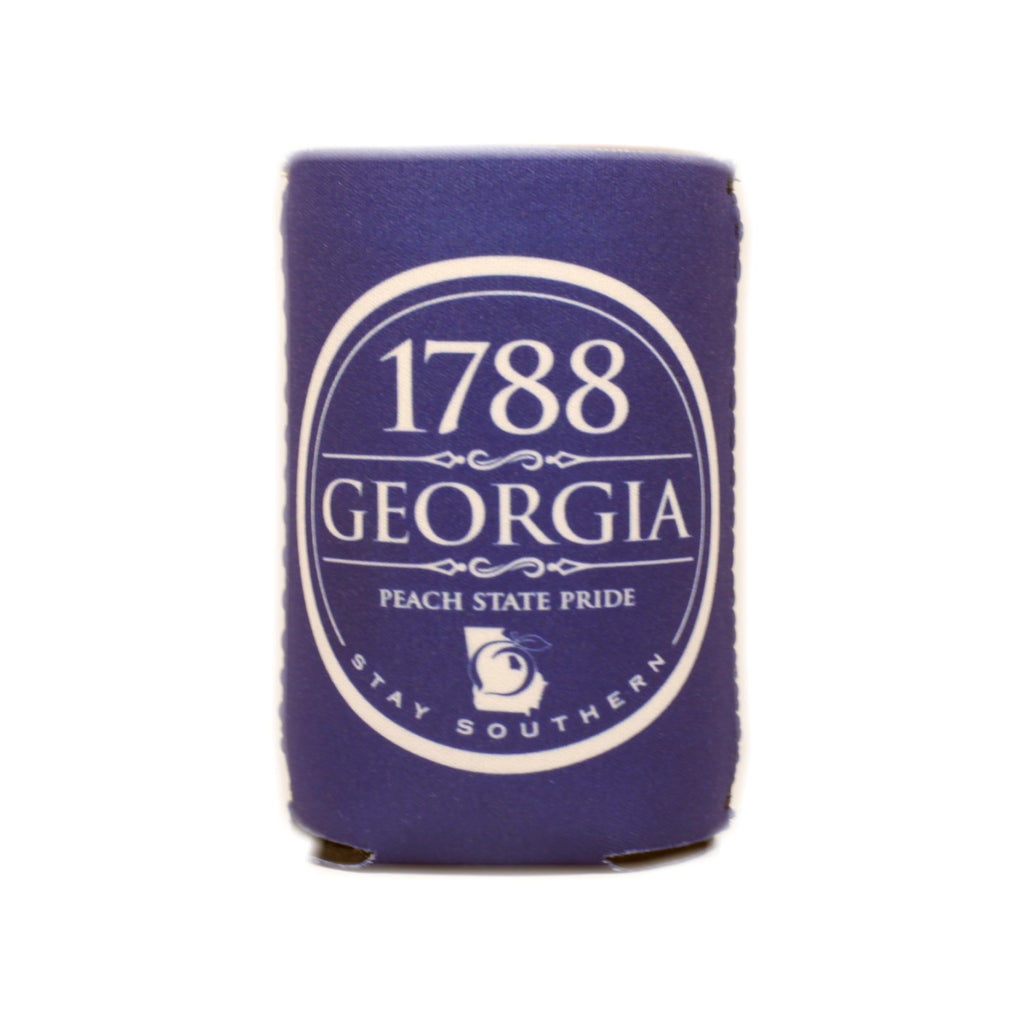 Georgian Neoprene Koozie