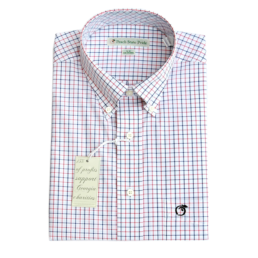 Broughton Lightweight Button Down Sport Shirt