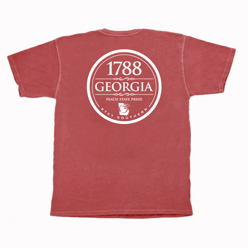 Georgian Short Sleeve Tee