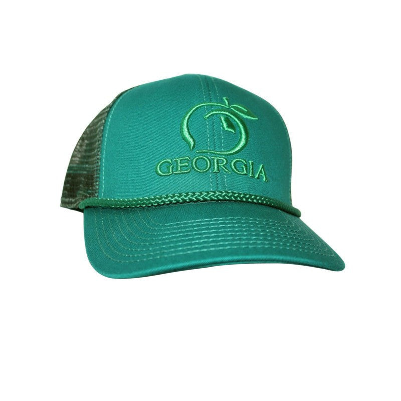 Georgia Mesh Back Trucker Hat