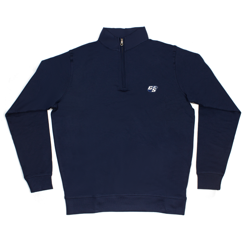 GSU Cotton Pullover Navy