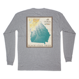 Georgia Contour Long Sleeve Tee