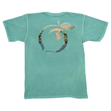 Harvest Peach Short Sleeve Tee