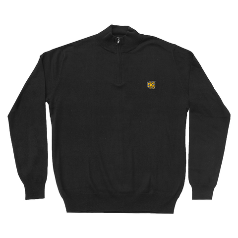 KSU Cotton Pullover Black