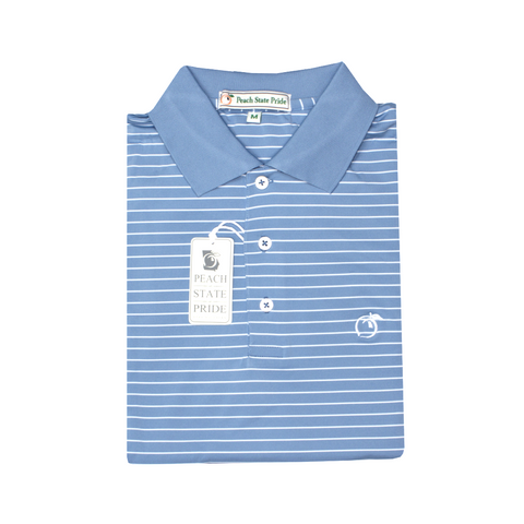 Oglethorpe Performance Button Down
