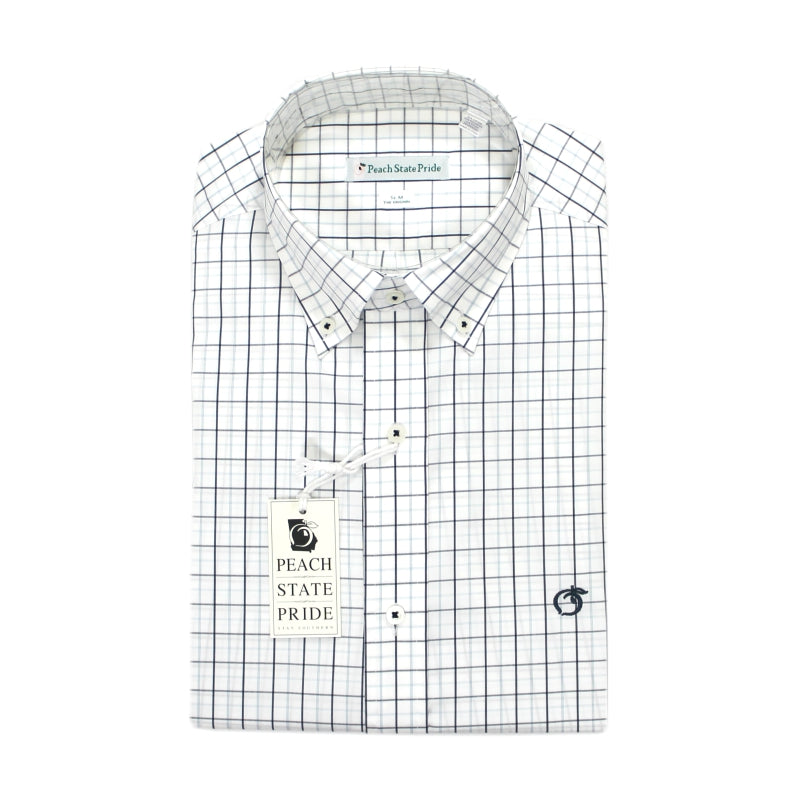 The Lumpkin Performance Button Down