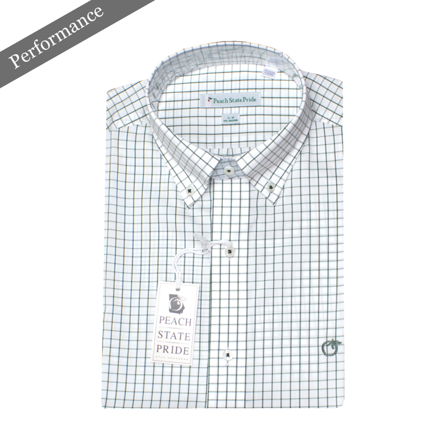 Boys Shallowford Performance Button Down