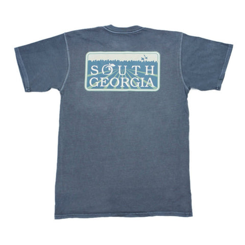 Georgia Stay Southern Short Sleeve Tee