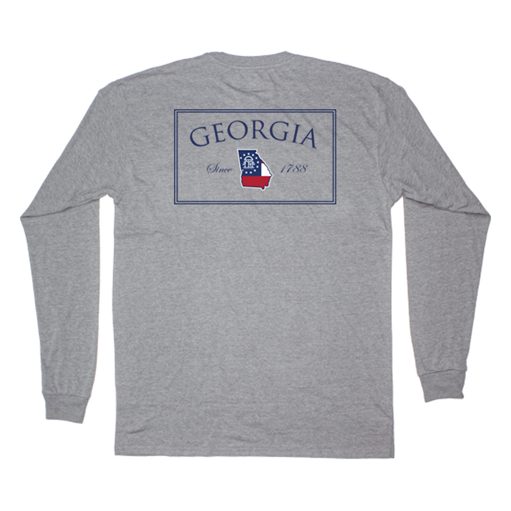Established Long Sleeve Pocket Tee