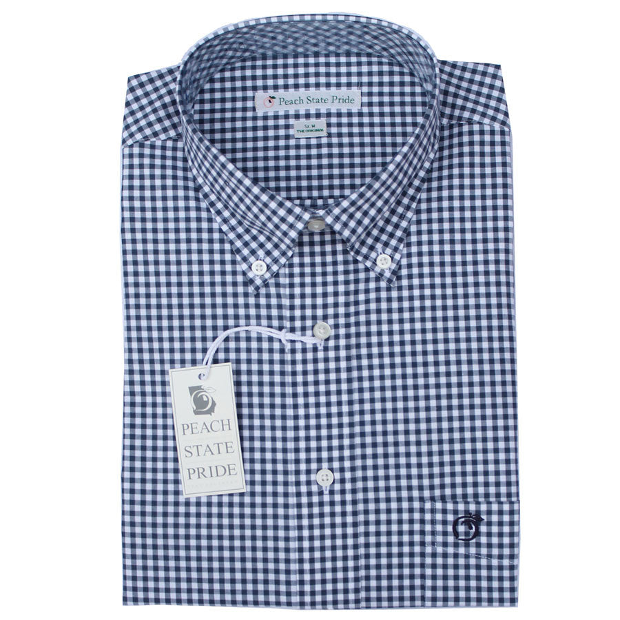 The Russell Lightweight Button Down Shirt