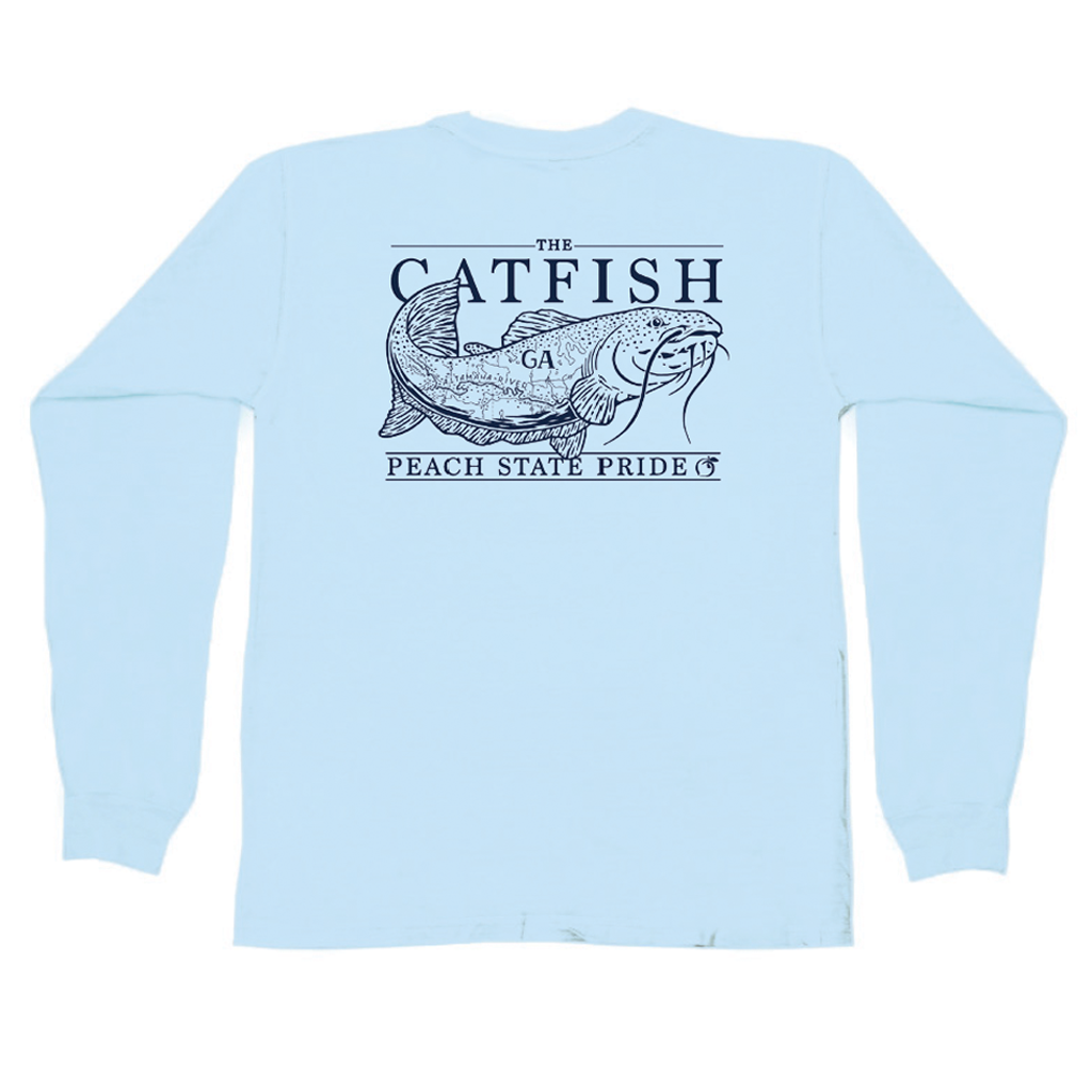 Topo Catfish Long Sleeve Tee