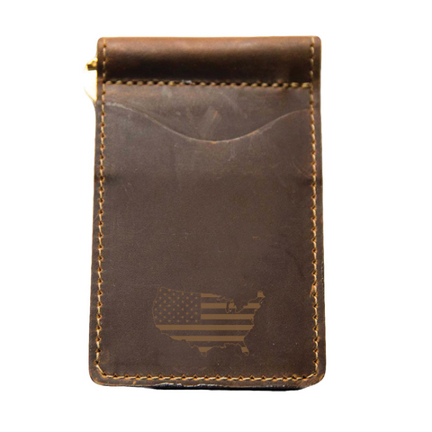 Mercer University Leather Wallet
