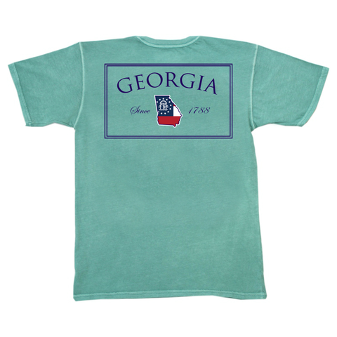 South Georgia Quail Long Sleeve Tee