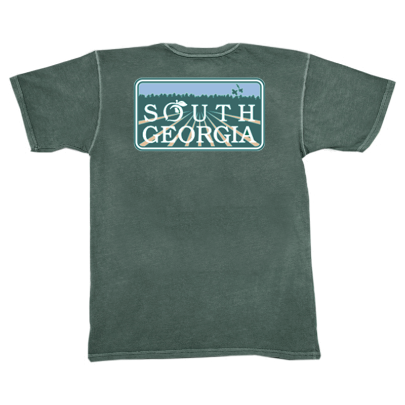 South Georgia Pocket Tee