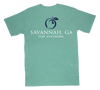 Savannah, GA Short Sleeve Hometown Tee