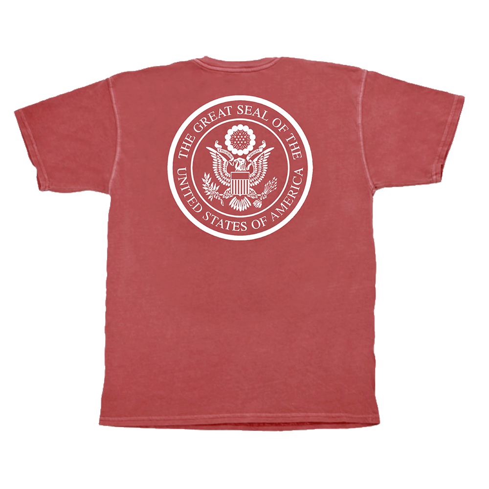 U.S. Seal Short Sleeve Tee