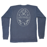 Florida Southern Montage Long Sleeve Pocket Tee