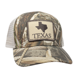 Texas Patch Mesh Back Trucker Hat