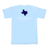 Texas Classic Stay Southern Short Sleeve Pocket Tee
