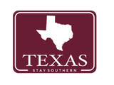 Texas Patch Decal