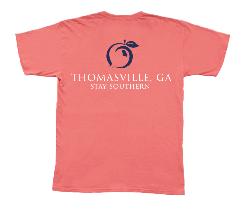 Thomasville, GA Short Sleeve Hometown Tee