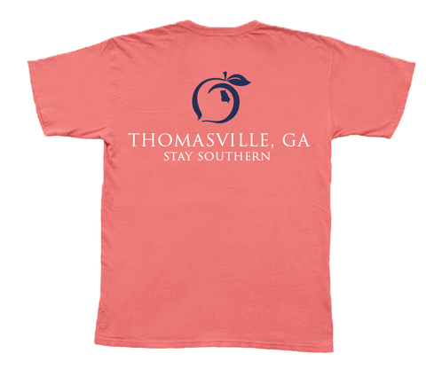 Jekyll Island Short Sleeve Hometown Tee