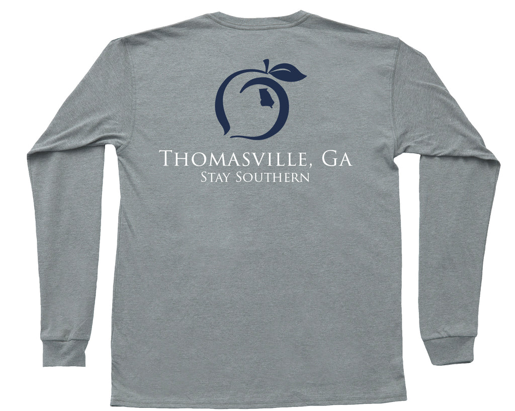 Thomasville, GA Long Sleeve Hometown Tee