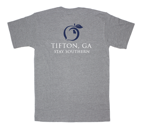 Marietta, GA Short Sleeve Hometown Tee