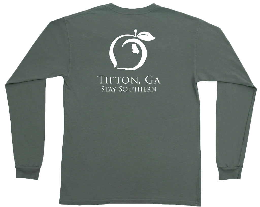 Tifton, GA Long Sleeve Hometown Tee