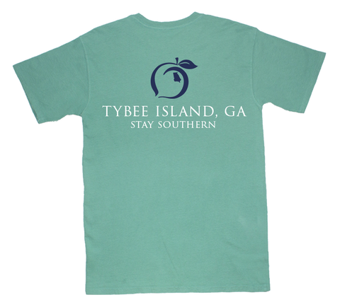 Sea Island Short Sleeve Hometown Tee