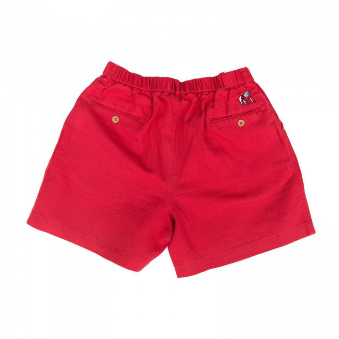 UGA Duck Cloth Shorties