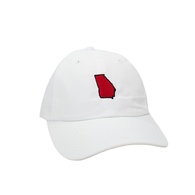 State Outline Performance Classic Adjustable Hat