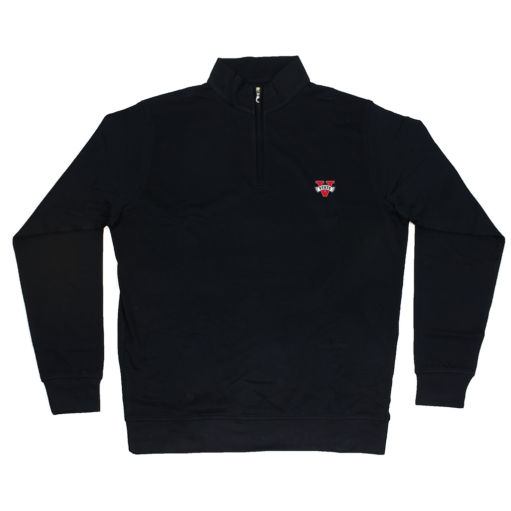 VSU Cotton Pullover Black