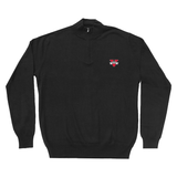 VSU Cotton/Cashmere Pullover Black