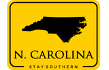 NC Co. Patch Decal